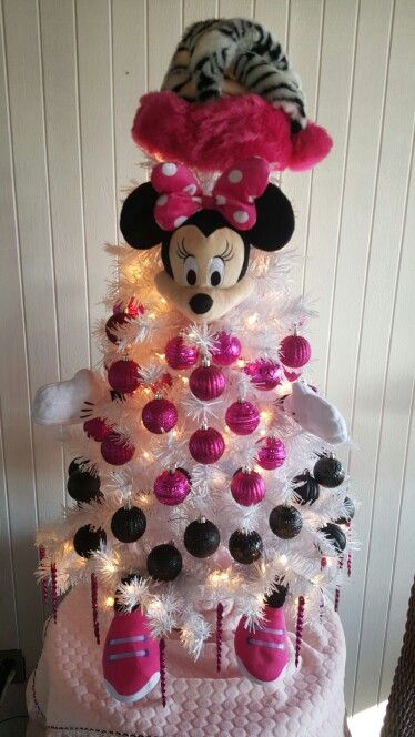 Minnie Mouse Christmas Tree Kids Christmas Minnie Mouse
