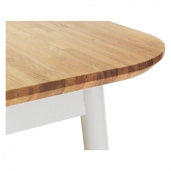 Talia 6 Seat Oak Dining Table Buy Now At Habitat Uk Kitchen