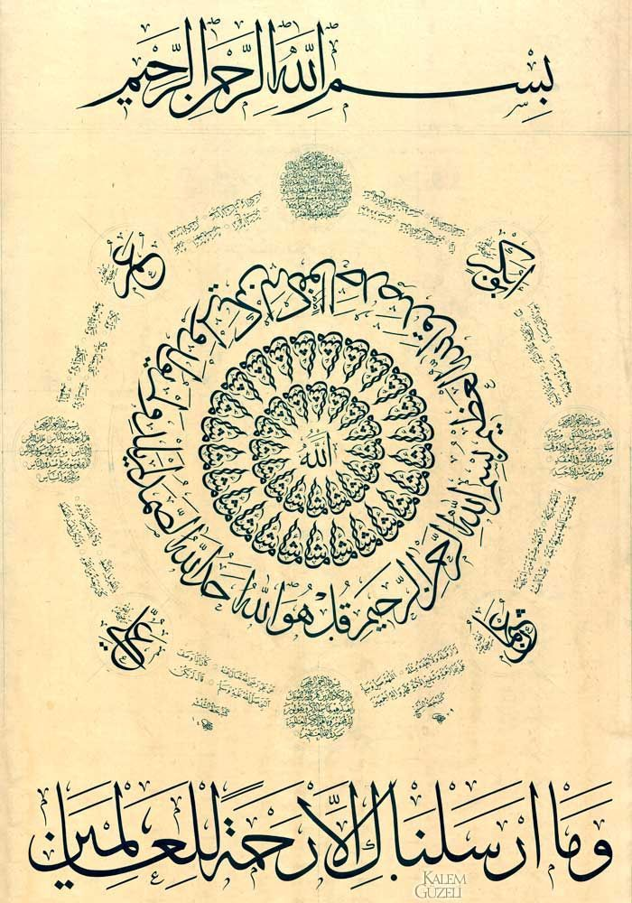 Ersin Goktas Adli Kullanicinin Islamic Art Panosundaki Pin Hat Sanati Sanat Islam Hat Sanati
