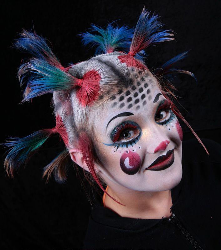 Extrêmement Cirque Plus :: Maquillage | Maquillages Enfants/Carnaval et autres  GY64
