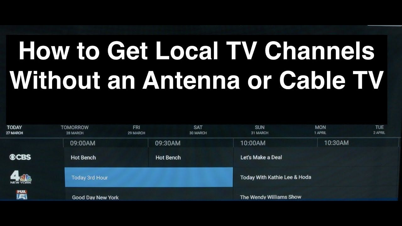 How To Watch Local Channels Without An Antenna On Fire Tv Roku And Apple Tv Web Safety Tips In 2020 Fire Tv Tv Stick Free Tv Channels