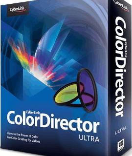Resultado de imagen de CyberLink ColorDirector Ultra 7