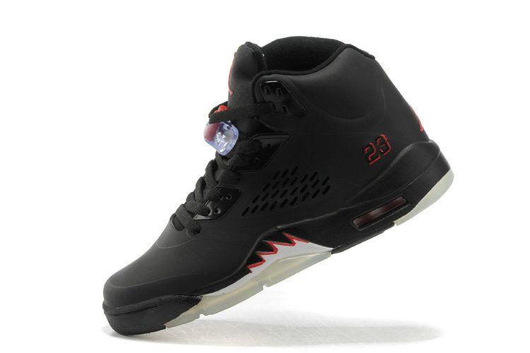 online retailer 34ffc 24835 Air Jordan 5 (V) Raging Bull Pack Black Red Size 9.5