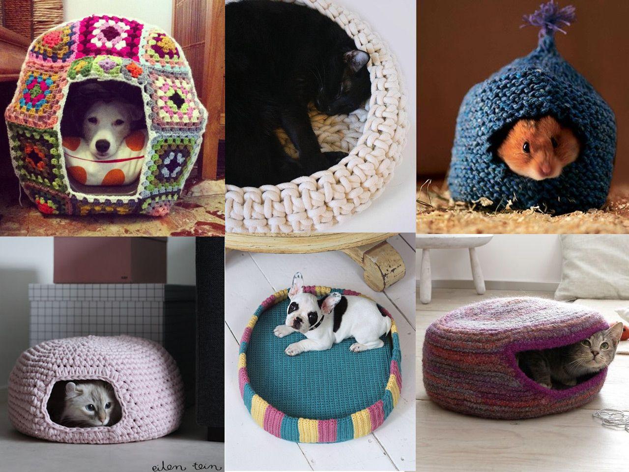 Cuevas de gato... | Ganchillo | Pinterest | Die katze und Katzen
