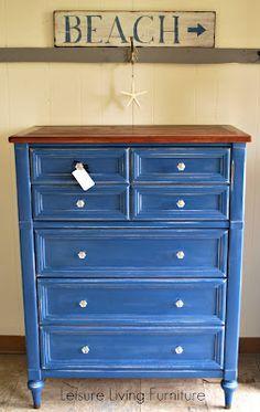 Navy Blue Distressed Furniture Furniture Designs