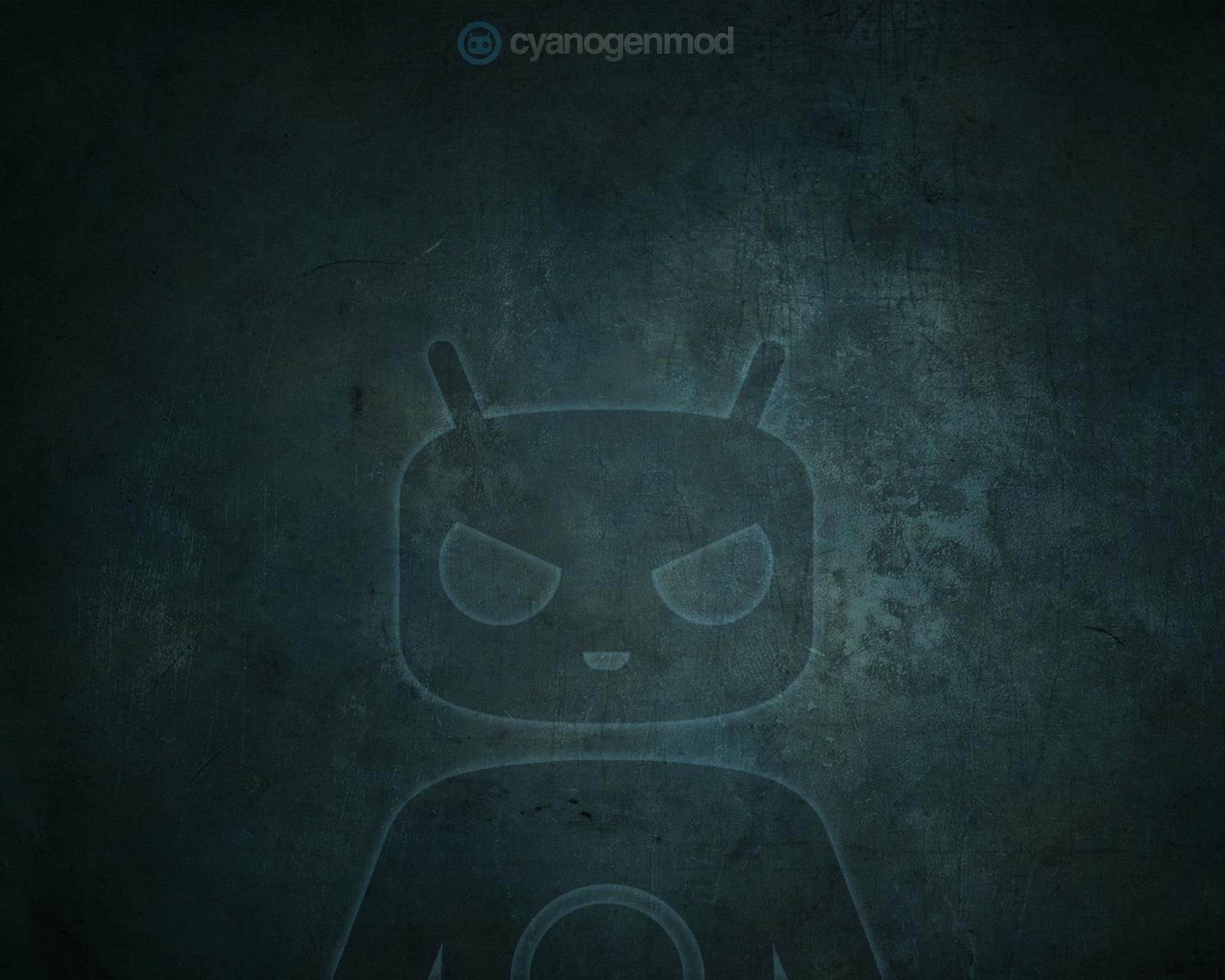 i made a dark wallpaper with cid for you cyanogenmod users