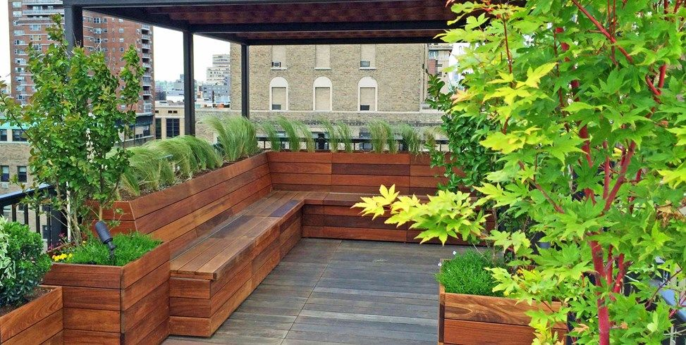 Elegant Roof Garden Nyc, Roof Garden Manhattan Amber Freda Home U0026 Garden Design New  York,