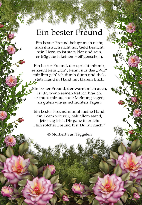 Pin von Heinrich Thoben auf Freundschaft | Gedichte und