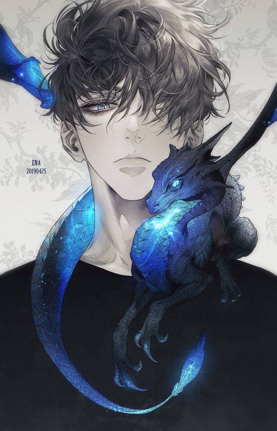 weibo:Potato菌 Dark fantasy art, Anime fantasy, Fantasy