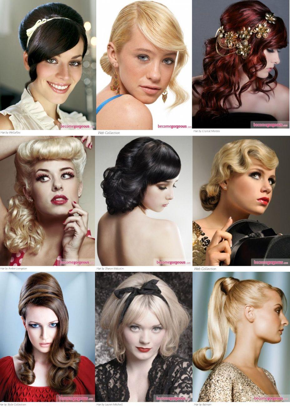 Pour compléter l'album de coiffure très général classé dans la rubrique Inspiration  (menu de gauche), il était temps que je vous présente u...