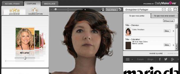 Logiciel de relooking gratuit coiffure, maquillage Projets à - logiciel d maison gratuit
