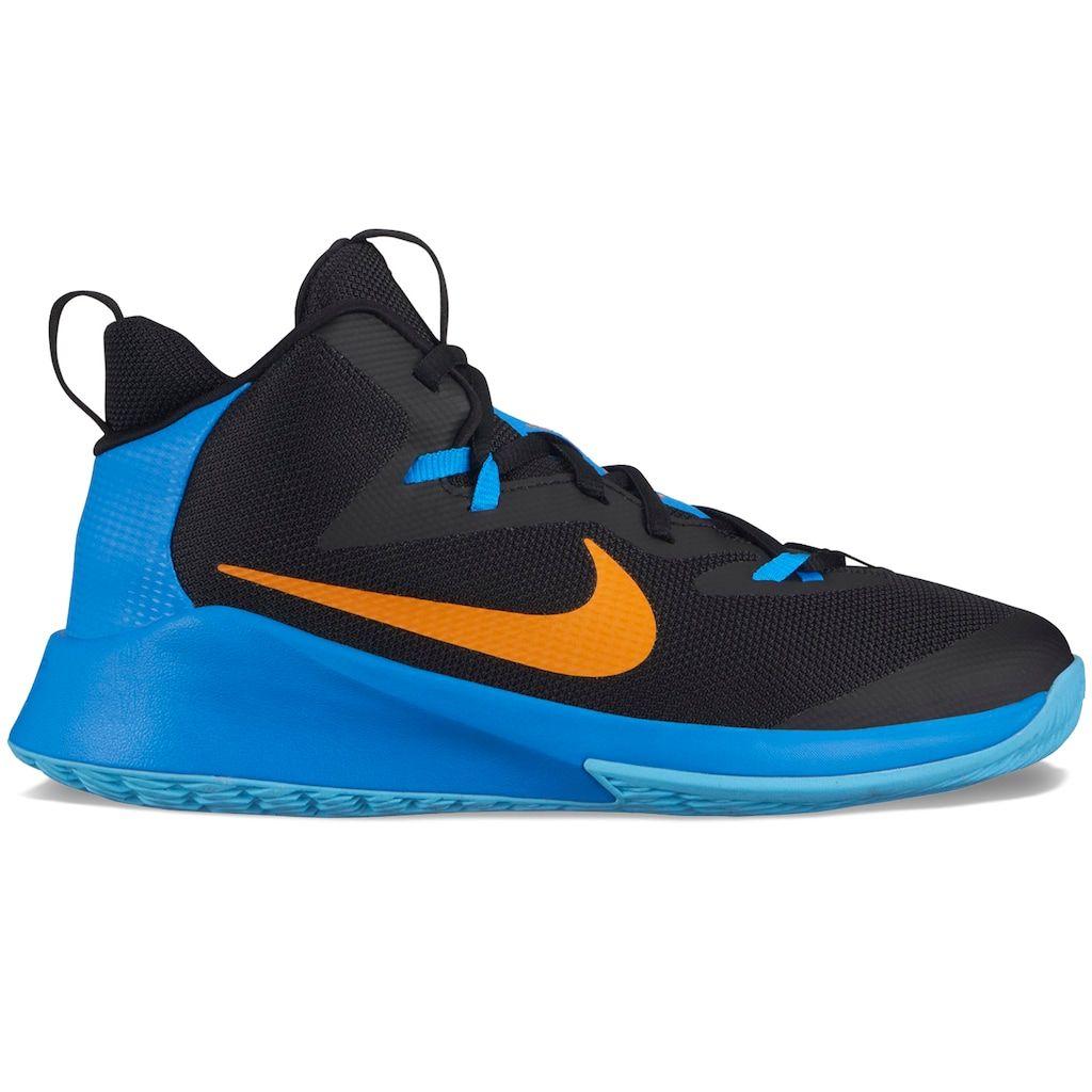 Admisión Impresión contenido  Nike Future Court Grade School Boys' Basketball Shoes   Boys basketball  shoes, Boys basketball, Basketball shoes