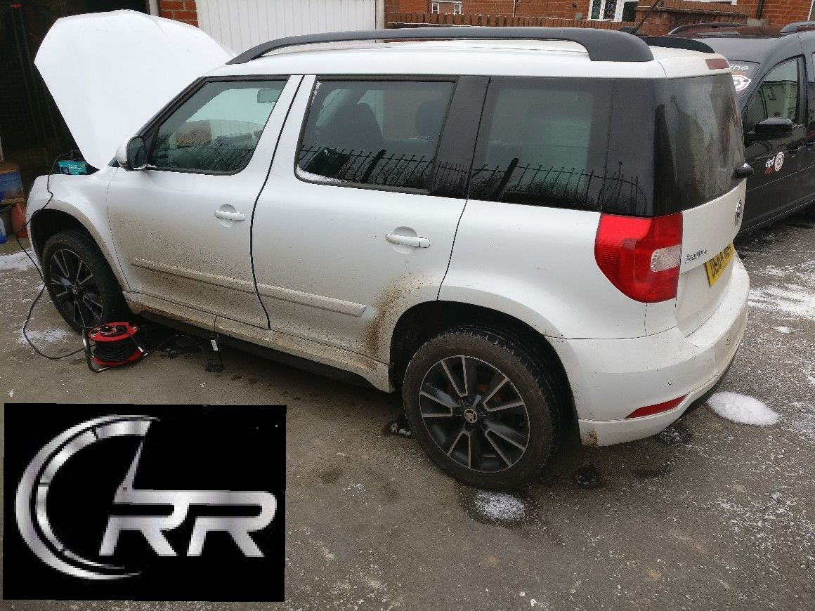 A Skoda Yeti 4x4 2 0 Tdi Gets A Blend Remap To Give It 35 Bhp 67