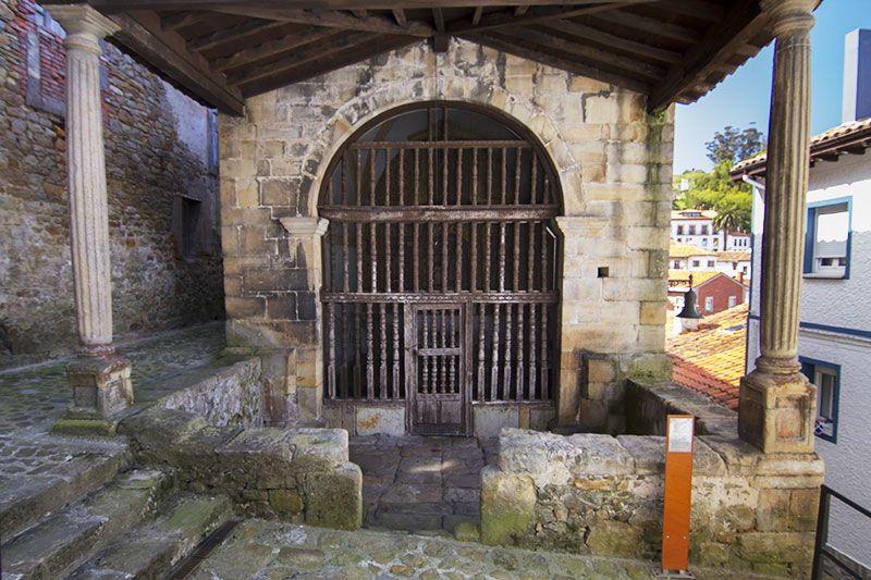 Llastres, una historia de pescadores Capilla deSan Jose construida en 1784