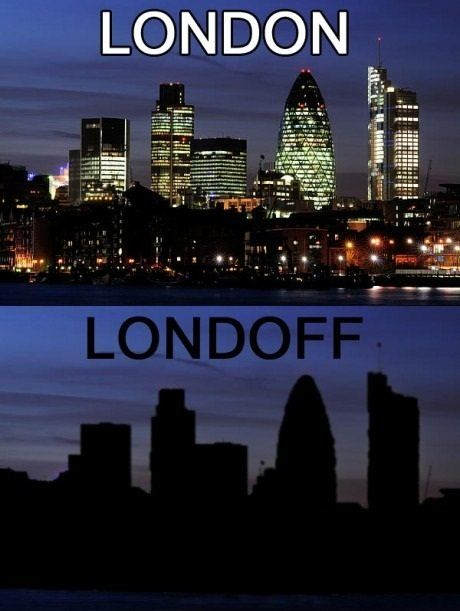 Lond on / Lond Off