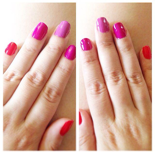 #nails #multicolor #nailart #summer | Nail art, Nails ...