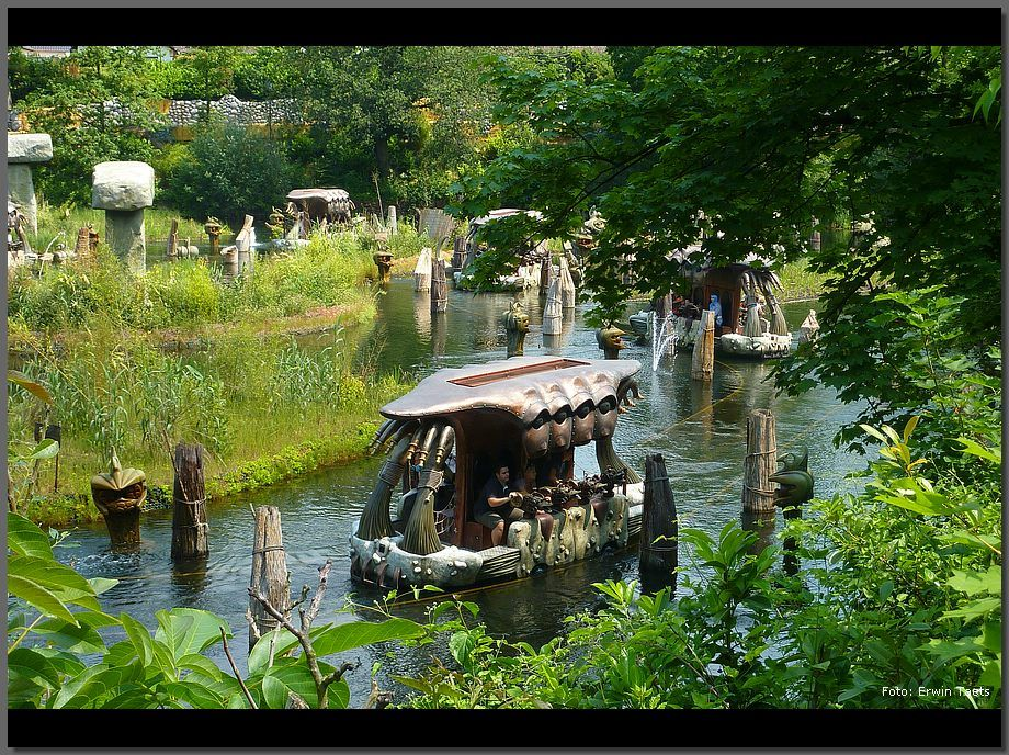 Wakobato Interactive Boat Ride