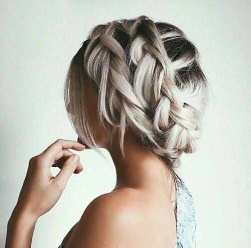 hair, braid, and hairstyle
