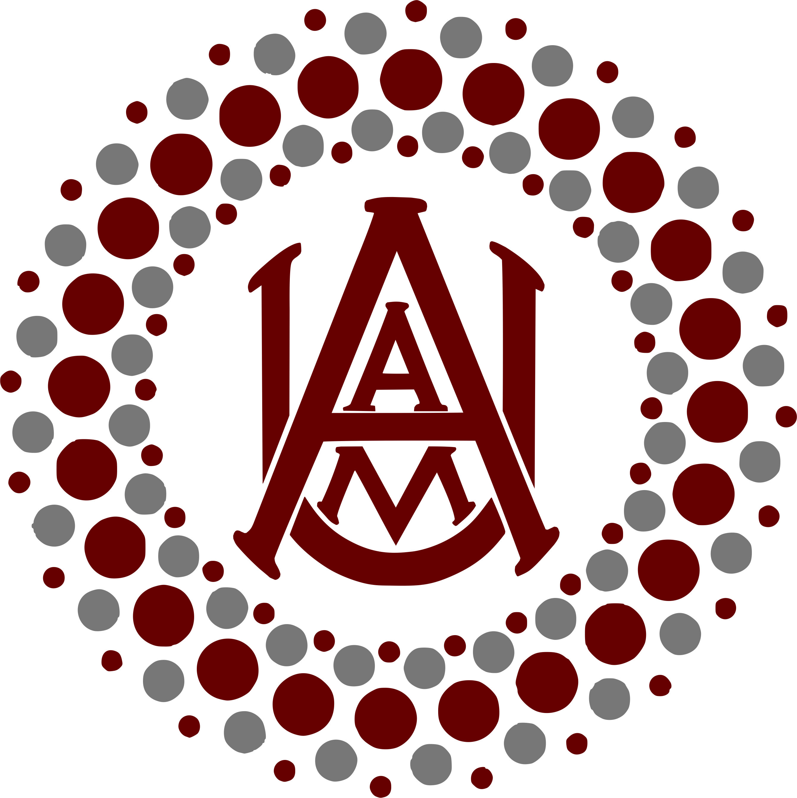 Download Alabama A&M Bulldogs Circle | Graphic design software ...