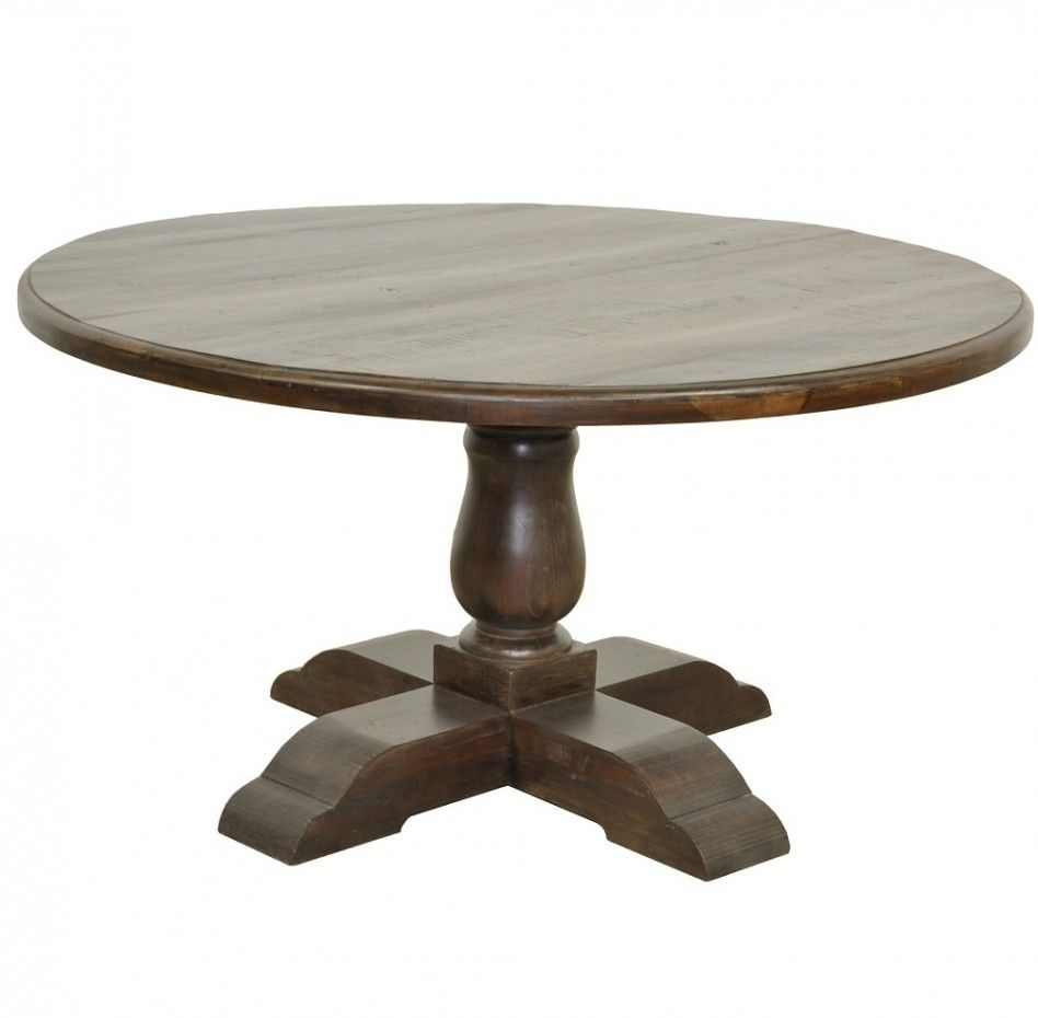 Round Wooden Pedestal Dining Table Dining Table Wood Dining Room Table Dining Room Table