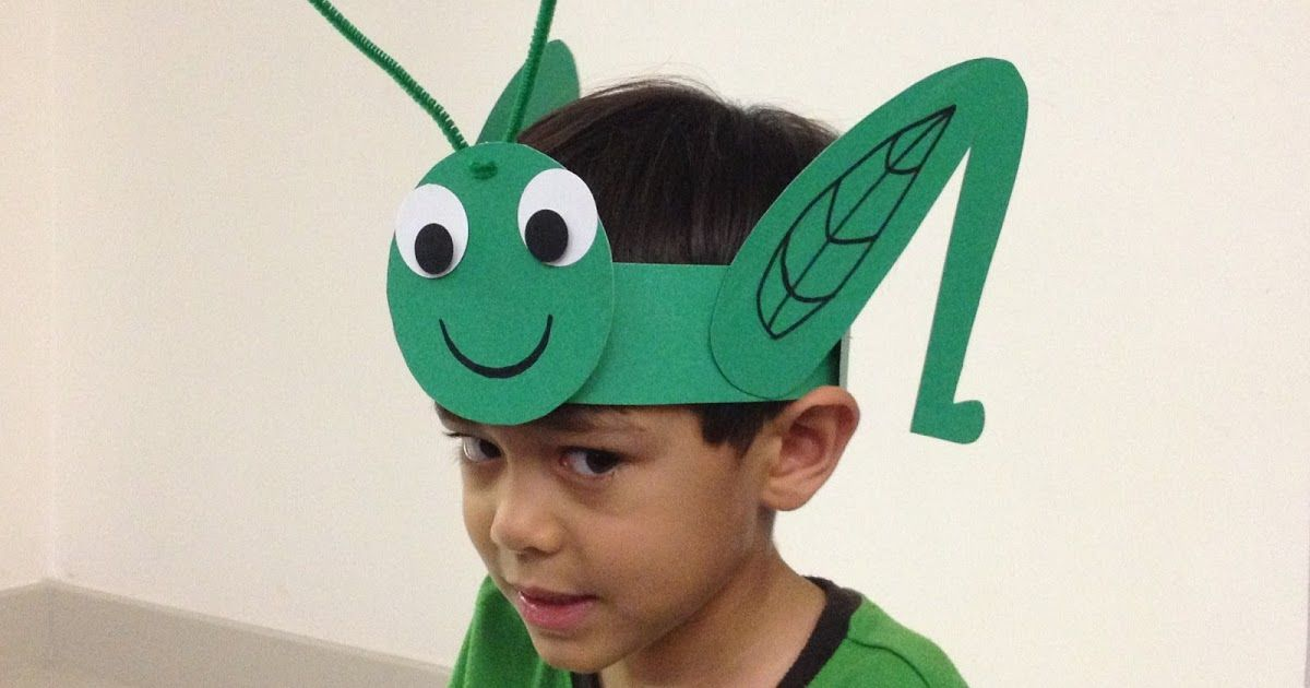Jaden's Grasshopper Party