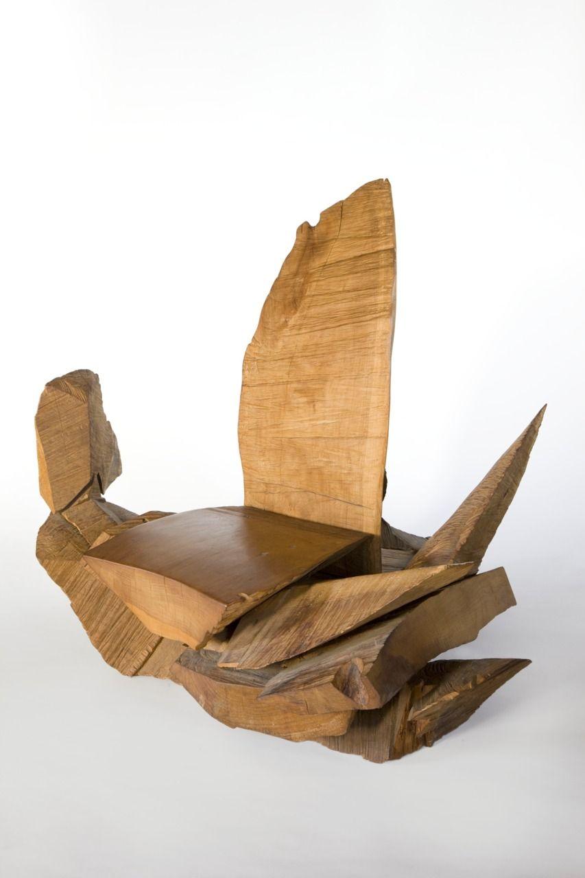 J b blunks scrap chair