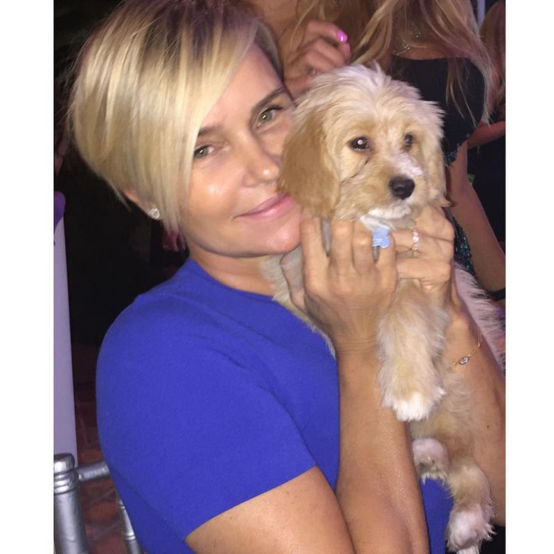Yolanda Foster Chops Off All Her Hair To Embrace The New