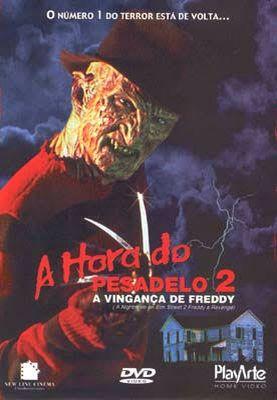 A Hora Do Pesadelo 2 Filmes De Terror Capas De Filmes Filmes