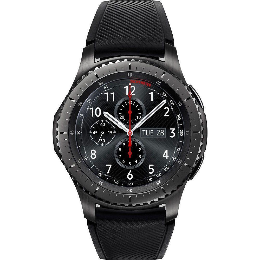 Samsung Gear S3 Frontier Bluetooth Smartwatch For 220 Gear S3 Frontier Samsung Smart Watch Samsung Gear S