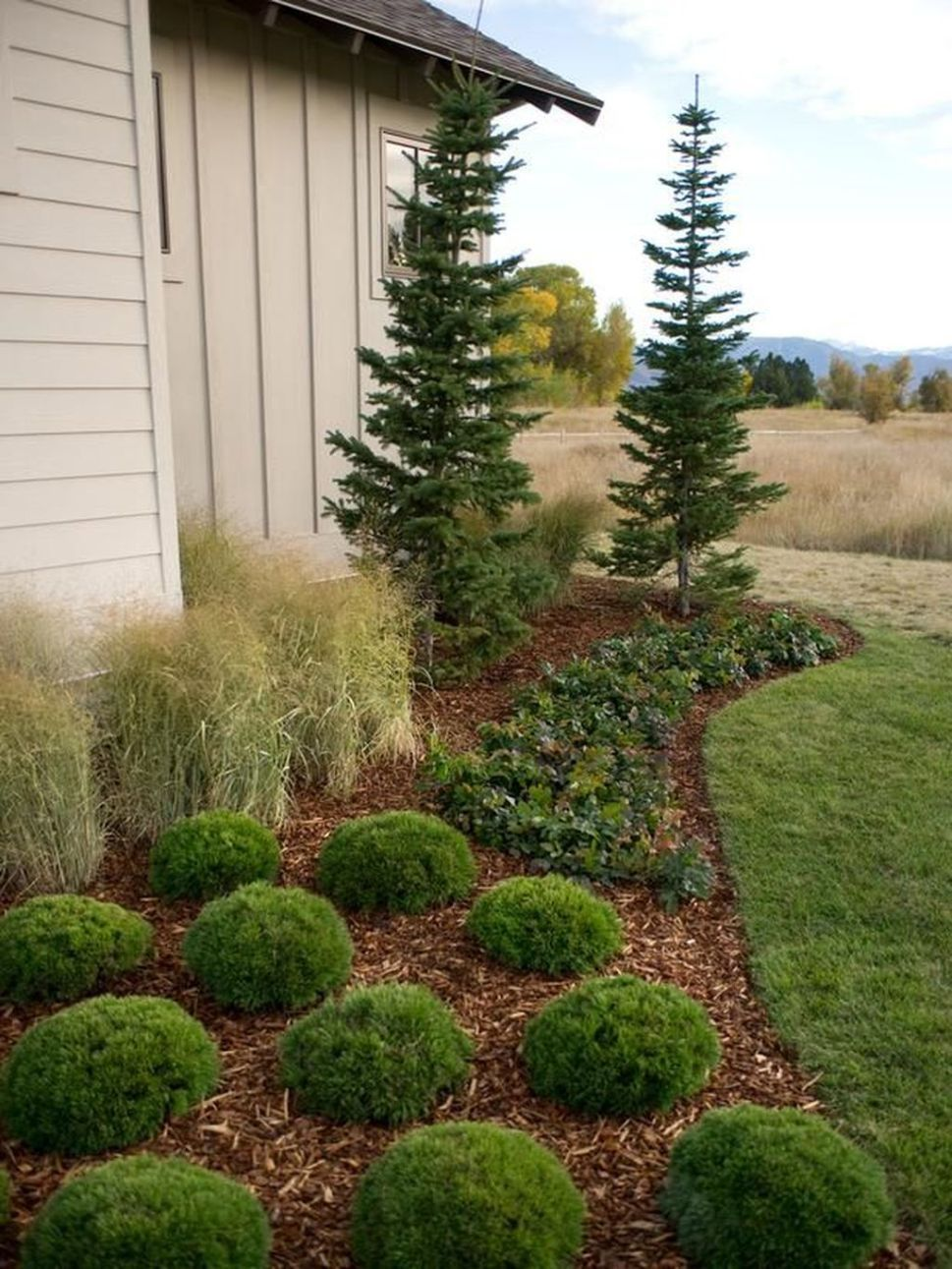 Simple But Beautiful Front Yard Landscaping Ideas 40 | gardening ...