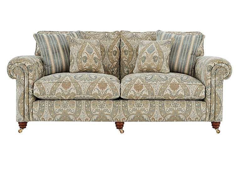 Furniture Village Sofas chelsea village 3 seater fabric sofa - duresta - £2395, furniture