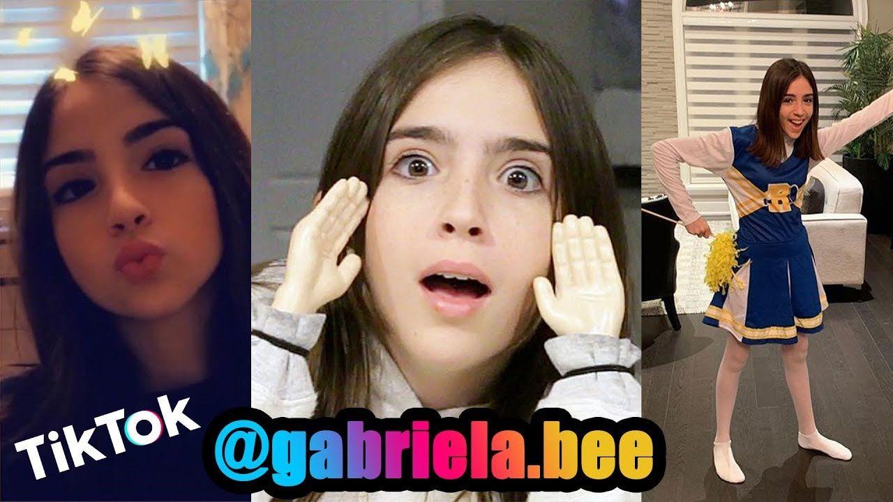 Miss Bee Tik Tok Gabriela Bee And Eh Bee Family Compilation Eh Bee Family Bee Family Miss Monkey