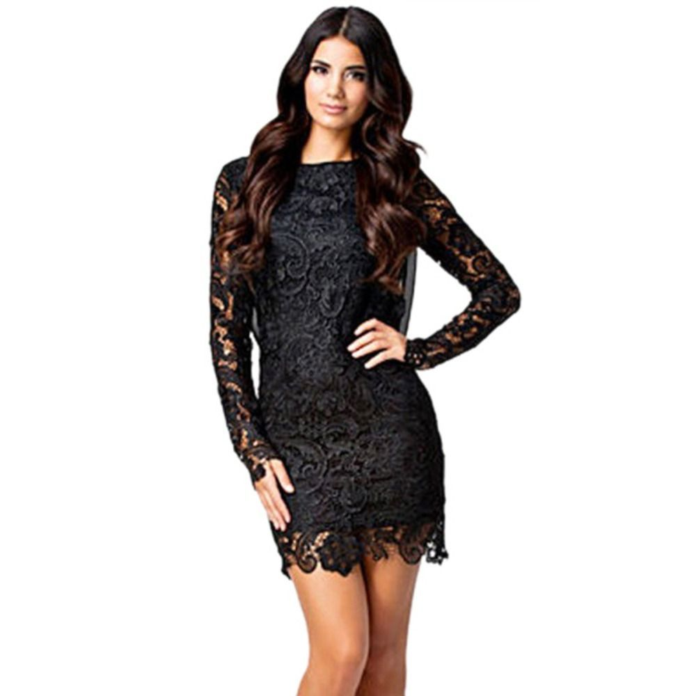 Mini dresses black laces and minis on pinterest bodycon dresses