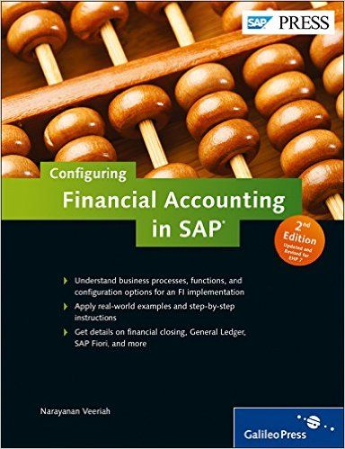 In configuring pdf accounting financial sap