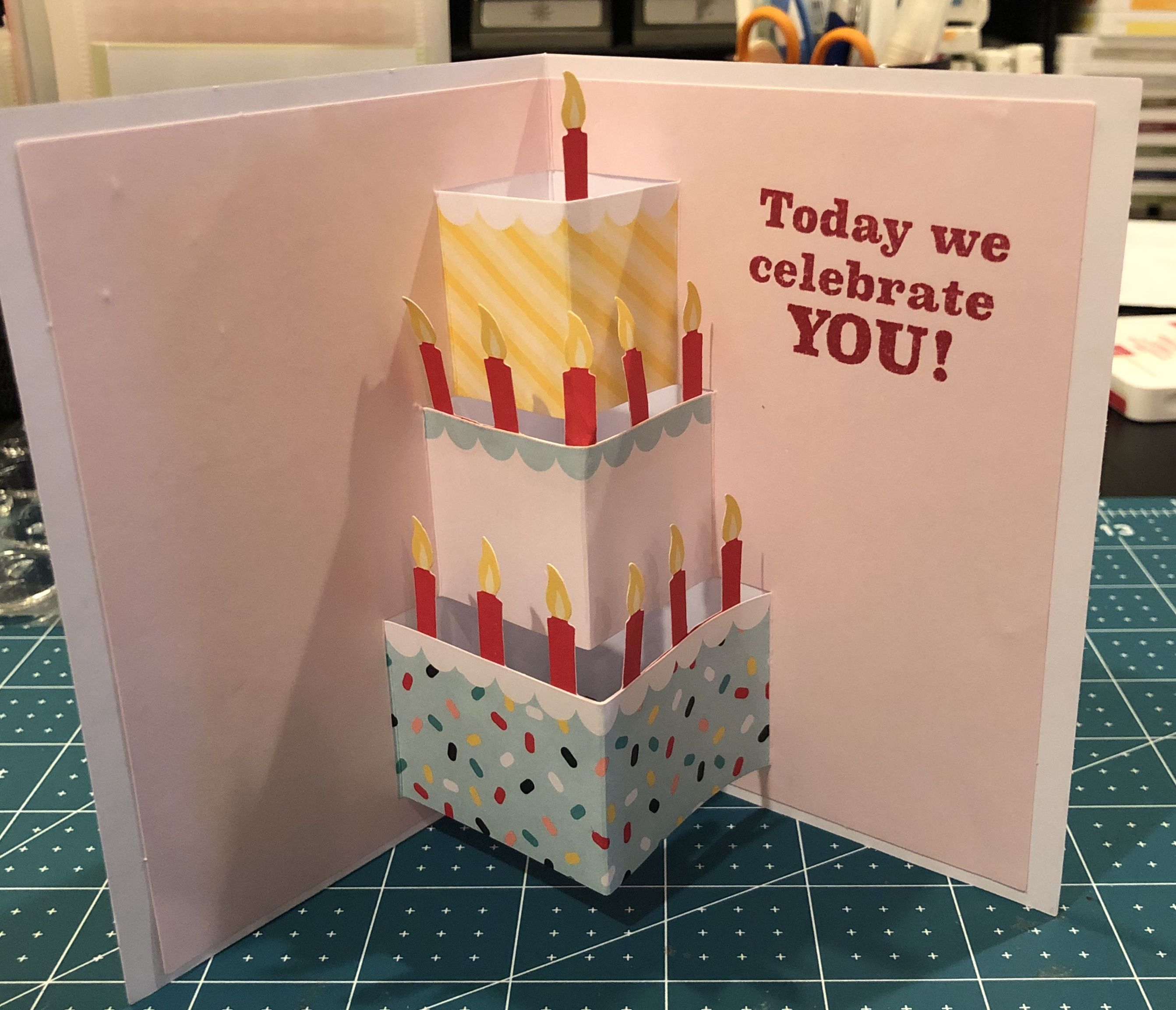 Inside if grandsons birthday card i plan on putting