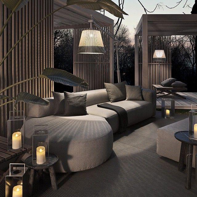 Designed by Ludovica+Roberto Palomba - winners of multiple international design awards.