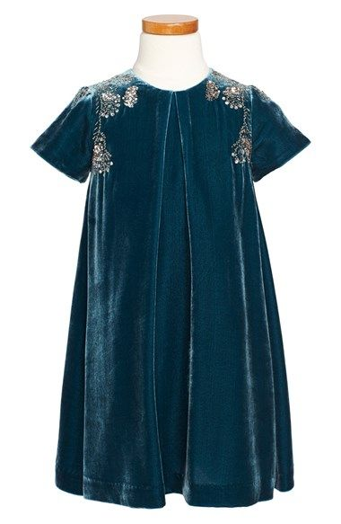 45fb46931 ilovegorgeous 'Sergeant Pepper' Velvet Party Dress (Toddler Girls, Little  Girls & Big Girls) available at #Nordstrom