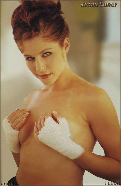 Jamie luner hot nude