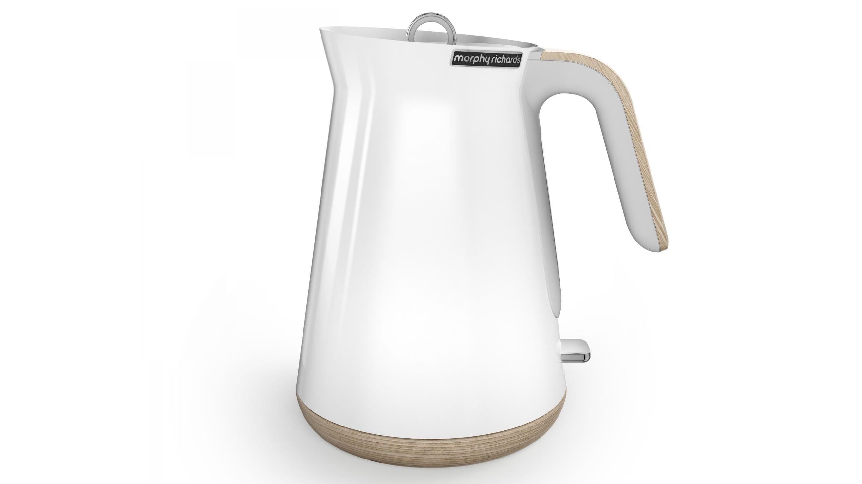 Morphy Richards Aspect 1.5L Kettle - White   Domayne   kitchen ...