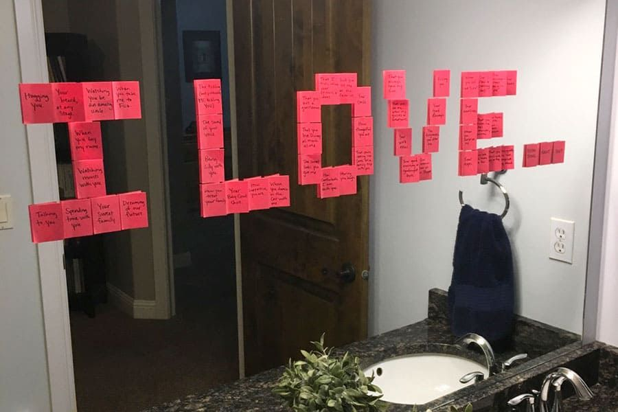 Photo of 7 Cute Love Notes to DIY for Valentine's – Aubree Originals