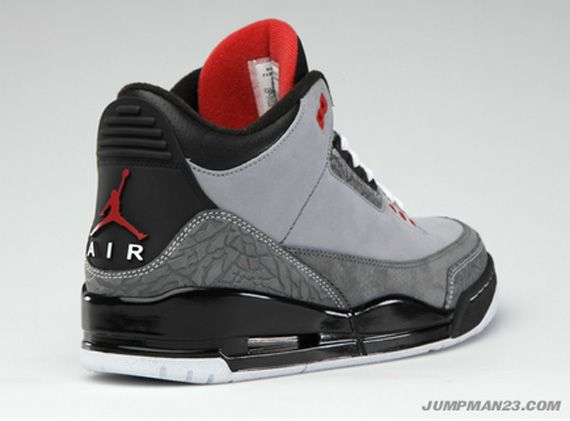 best sneakers c2f90 66d20 Air Jordan 3 Slide Stealth pack