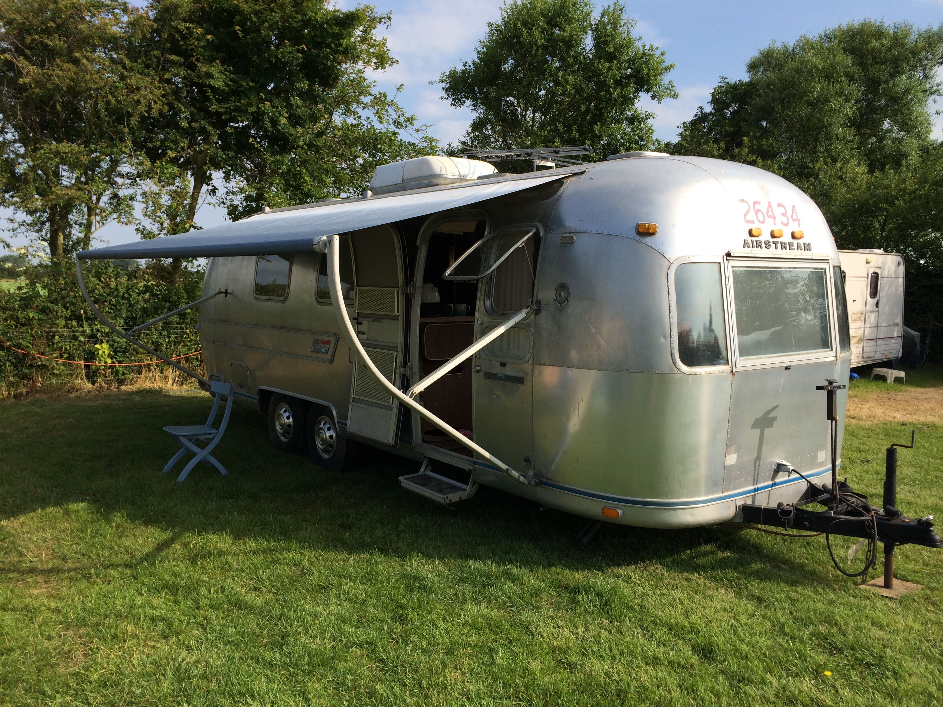 Airstream Overlander With Carefree Awning Recreational Vehicles Carefree Awning Airstream