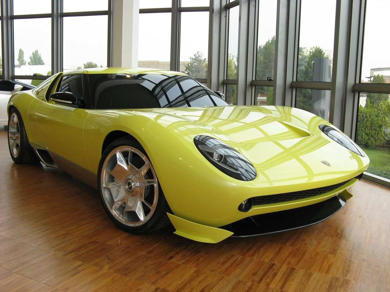Take a look at this rear the miura jota means business with that kind of rubber at the rear go pinterest business lamborghini and cars