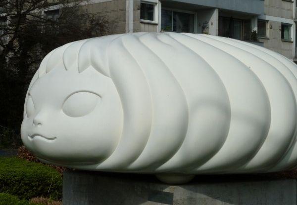 Yoshitomo Nara - Antwerp