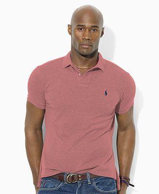 7a6b92ec6 Polo Ralph Lauren Big and Tall Polo Shirt