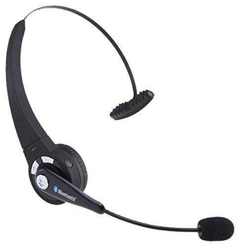 e6c9cd80b53085 Generic Wireless Bluetooth Headset Headphone for Sony PS3 Playstation -  Retail Packaging - Black. Ultra