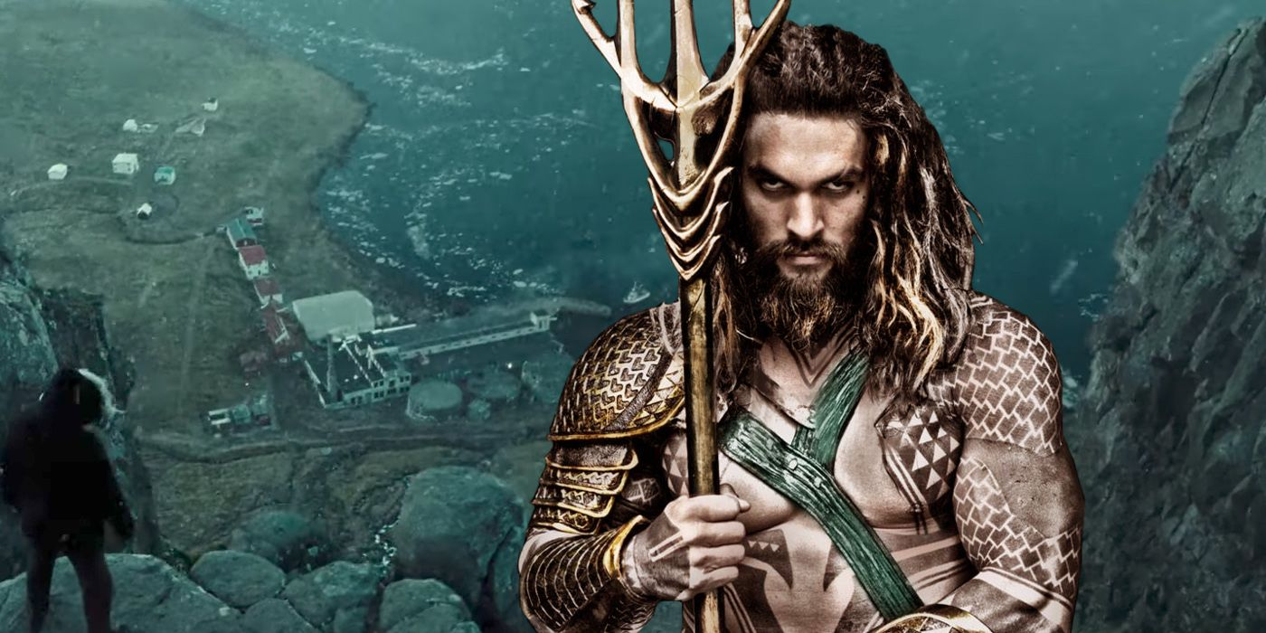 Aquaman Set Photos Show Amnesty Bay And Massive Water Tanks