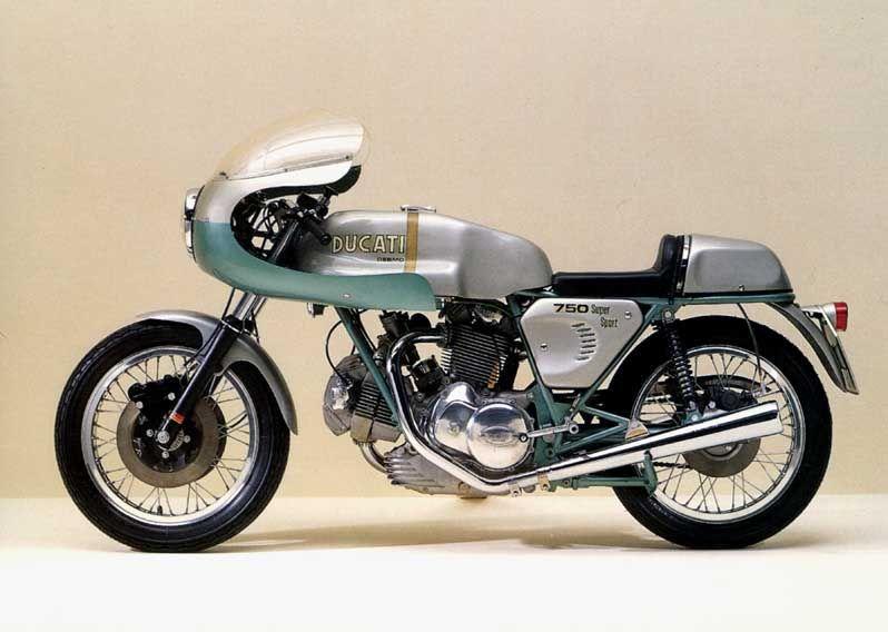 1974 750 Greenframe Ducati Super Sport Ducati 750 Ducati
