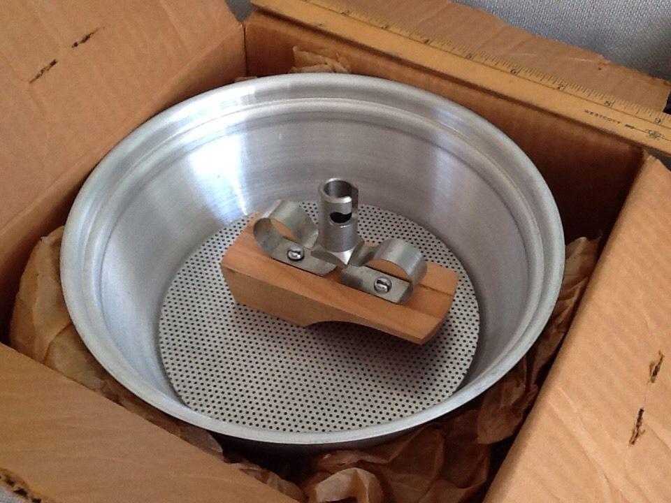 Kitchenaid Stand Mixer Accessory Set nib kitchenaid k5ab colander sieve set stand mixer attachment