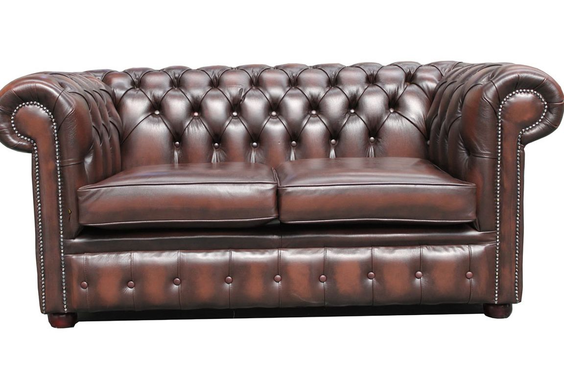2 Seater Chesterfield Sofa Leather Sofa Bed Leather Chesterfield Sofa Leather Sofa